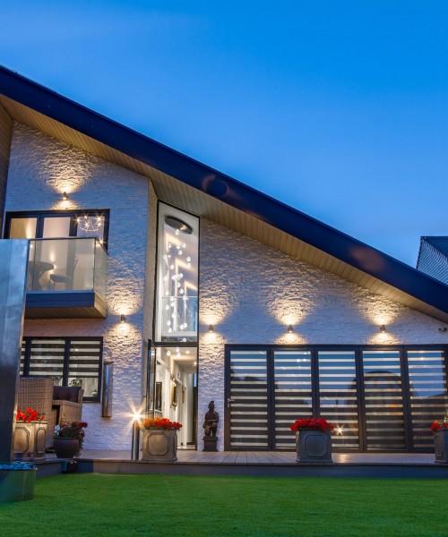 Durisol UK – Blue House