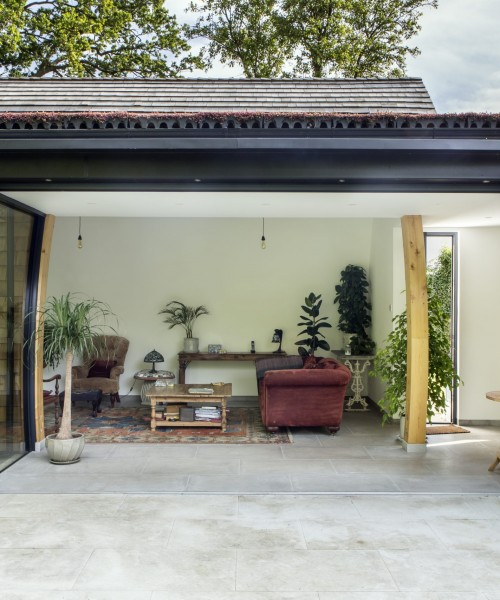Lynn Palmer Architects – Primrose Cottage